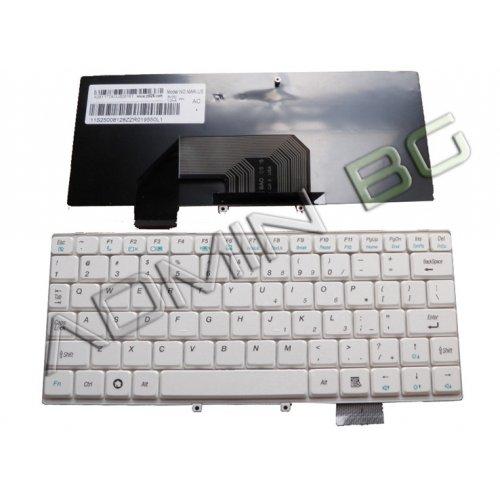 Клавиатура за лаптоп Lenovo IdeaPad S9E S10E White с Кирилица