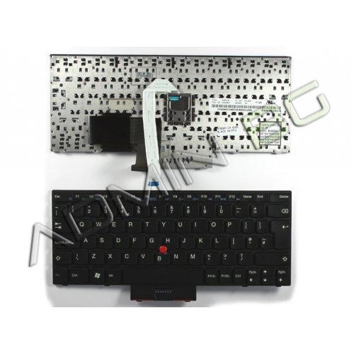 Клавиатура за лаптоп Lenovo ThinkPad Edge E220s E120 E125 Matt Frame Black