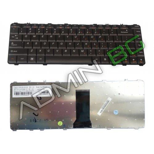 Клавиатура за лаптоп Lenovo IdeaPad Y550A Y550 Y450 Y450G Bronze