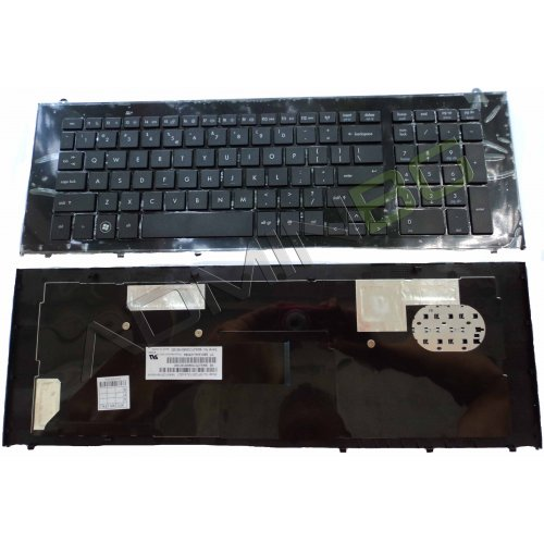 Клавиатура за лаптоп HP ProBook 4720s Black Frame Black US