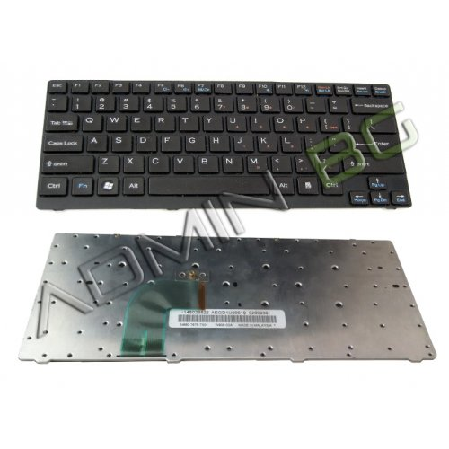 Клавиатура за лаптоп Sony Vaio VGN-CR Black Frame Black US