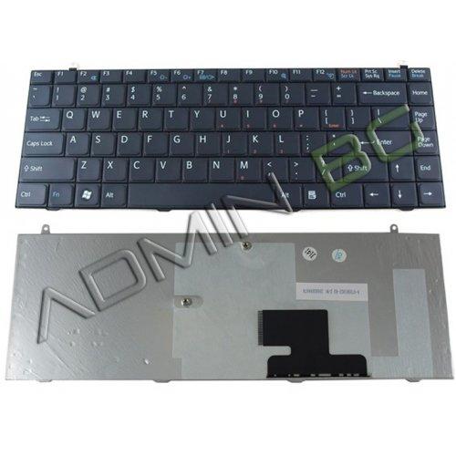 Клавиатура за лаптоп Sony Vaio VGN-FZ Black