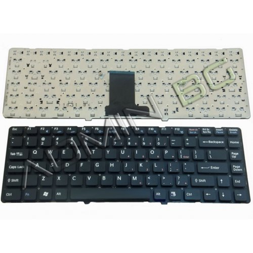Клавиатура за лаптоп Sony Vaio VPC-EA VPC EA Black US Without Frame