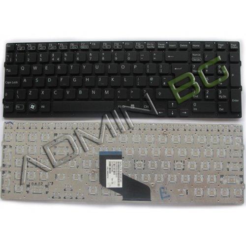 Клавиатура за лаптоп Sony Vaio VPC-F219FC Black US