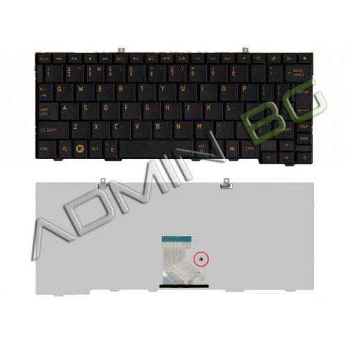Клавиатура за лаптоп Toshiba AC100 Черна / Black