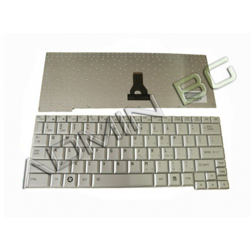 Клавиатура за лаптоп Toshiba Portege R500 Сребриста