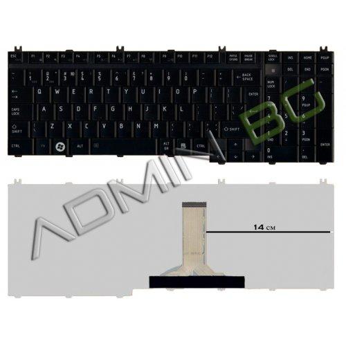 Клавиатура за лаптоп Toshiba Satellite A500 A505 F501 P505