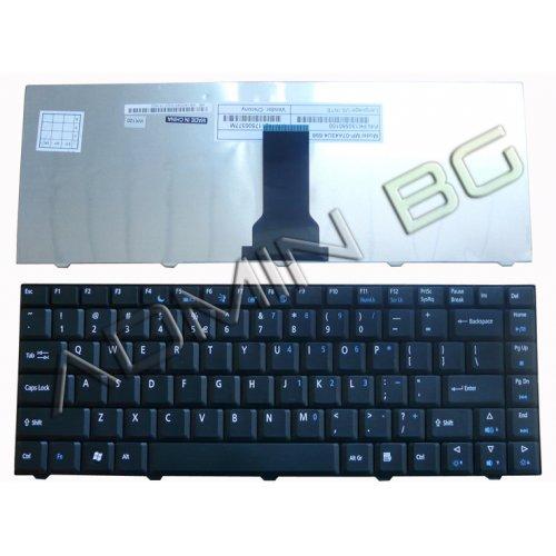 Клавиатура за лаптоп eMachines E520 E720 D520 D720 Black
