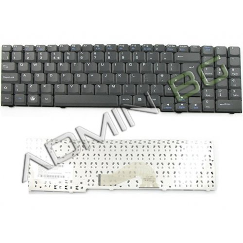 Клавиатура за лаптоп Packard Bell HERA UK Black