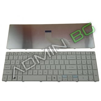 Клавиатура за лаптоп Packard Bell TM81 TM86 TM87 TM89 TM94 TX86 Gateway NV50 White US