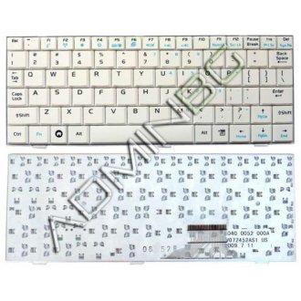 Клавиатура за лаптоп Asus Eee PC 700 701 900 901 White US/UK