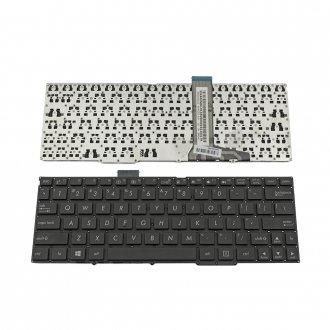 Клавиатура за лаптоп Asus Transformer Book T100 T100TA Черна Без Рамка (Малък Ентър) / Black Without Frame US