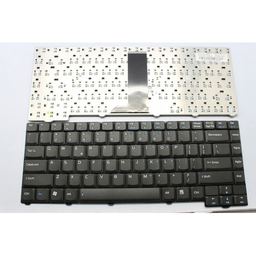 Клавиатура за лаптоп Asus X52 X53 X53Ka Z53 F2 F3 - 28 pins NO NUMPAD US/UK