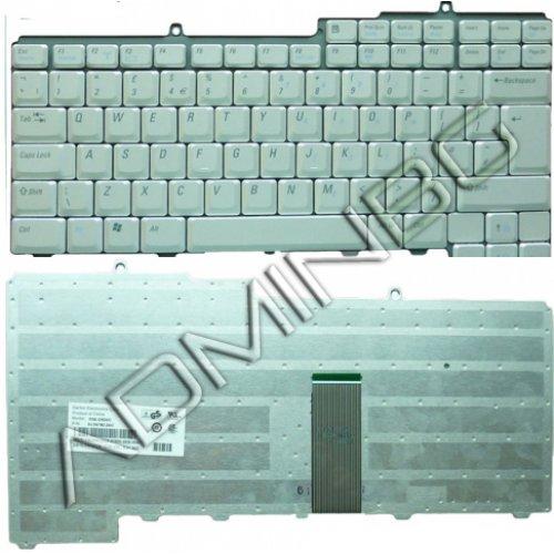Клавиатура за лаптоп Dell Inspiron 630M 1501 6400 Silver US/UK