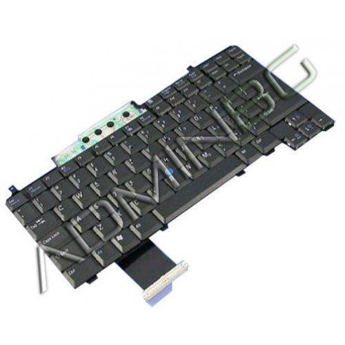 Клавиатура за лаптоп Dell Latitude D620 D820 D830 US/UK