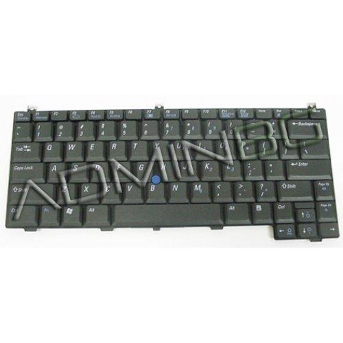 Клавиатура за лаптоп Dell Latitude D420 D430 US/UK с Кирилица