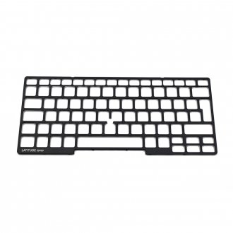 Рамка за Клавиатура за лаптоп Dell Latitude E5450 Черна (Голям Ентър) За Моделите с Pointing Stick / Black For Models With Pointing Stick UK