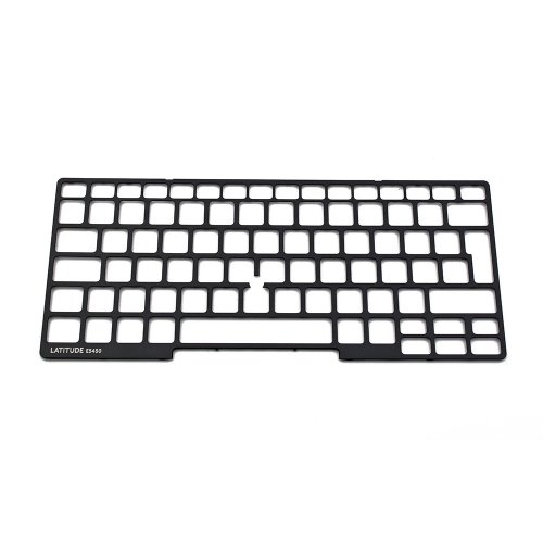 Рамка за Клавиатура за лаптоп Dell Latitude E5450 Черна (Голям Ентър) За Моделите с Pointing Stick / Black For Models With Pointing Stick UK