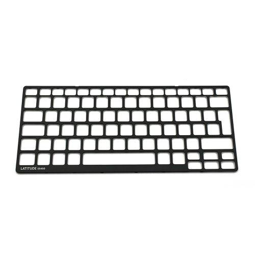 Рамка за Клавиатура за лаптоп Dell Latitude E5450 Черна (Голям Ентър) За Моделите Без Pointing Stick / Black For Models Without Pointing Stick UK