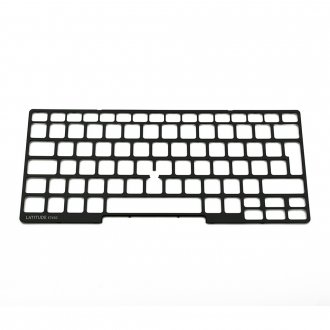 Рамка за Клавиатура за лаптоп Dell Latitude E7450 Черна (Голям Ентър) За Моделите с Pointing Stick / Black For Models With Pointing Stick UK