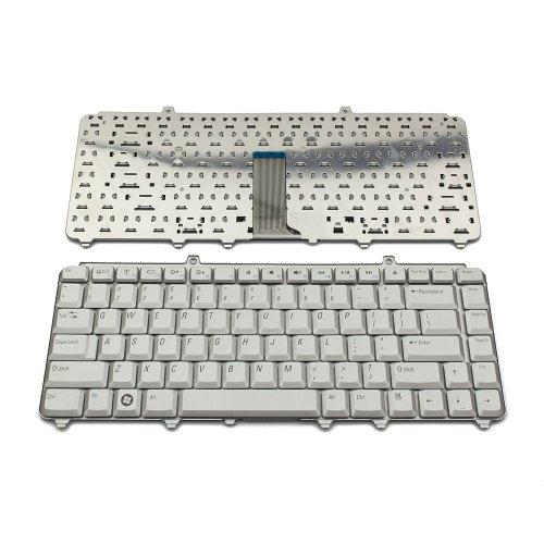 Клавиатура за лаптоп Dell Inspiron 1420 1520 1521 1525 1526 Сребриста / Silver