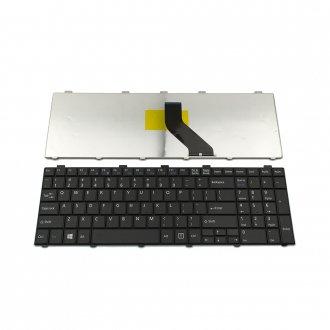Клавиатура за лаптоп Fujitsu LifeBook AH512 AH530 AH531 Черна / Black
