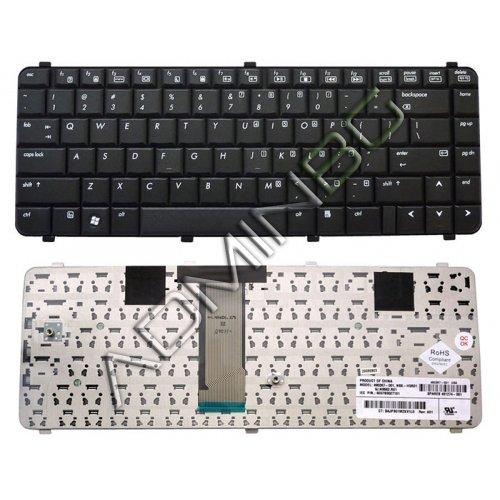 Клавиатура за лаптоп HP 6530s 6730s 6735s 6535s 6531s Черна с Кирилица UK US