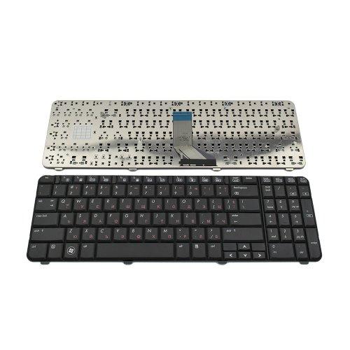 Клавиатура за лаптоп HP Compaq Presario CQ61 G61 Черна с Кирилица / Black