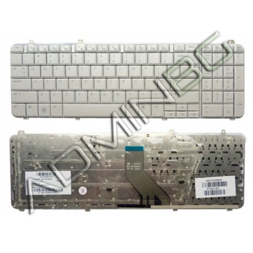 Клавиатура за лаптоп HP Pavilion DV6-1000 DV6-2000 Бяла