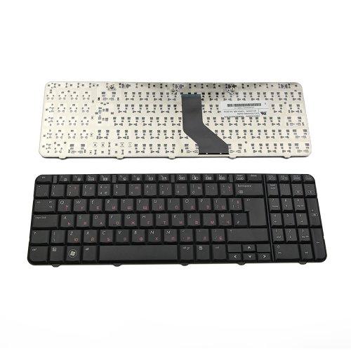 Клавиатура за лаптоп HP G60 Compaq CQ60 Черна с Кирилица / Black