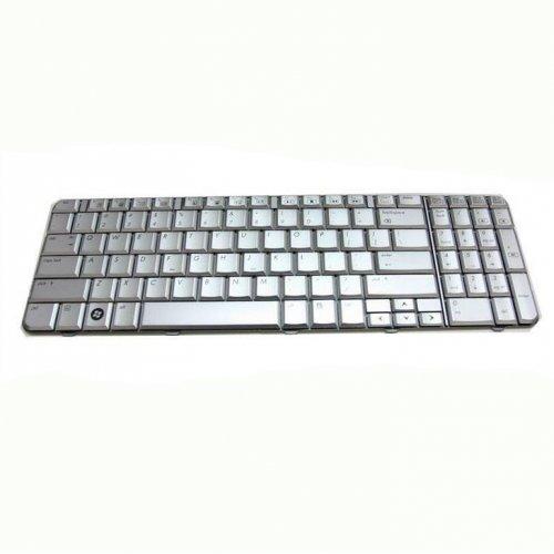 Клавиатура за лаптоп HP Compaq CQ60 G60 Сребриста / Silver