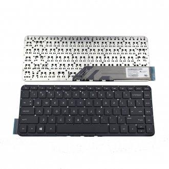 Клавиатура за лаптоп HP Pavilion X2 13-P 13Z-P Split 13-F 13-G 13-M 13T-G Black Without Frame US / Черна Без Рамка (Малък Ентър)
