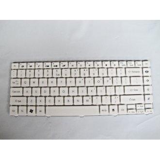 Клавиатура за лаптоп Gateway NV49C Packard Bell EasyNote NM98 NM85 NM87 Бяла / White