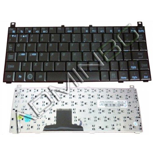 Клавиатура за лаптоп Toshiba NB100 Черна