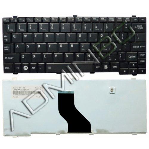 Клавиатура за лаптоп Toshiba NB200 NB205 NB300 Черна