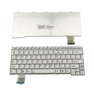 Клавиатура за лаптоп Toshiba Satellite U300 U305 Сребриста / Silver