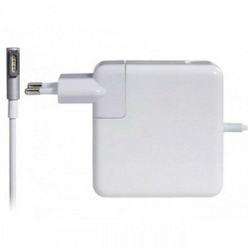 Зарядно за лаптоп (Laptop AC Adapter) Apple - MagSafe 16.5-18.5V / 4.6A / 85W L Type - Заместител / Replacement