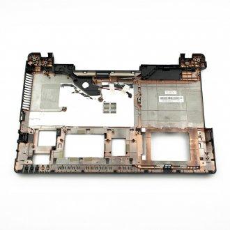 Долен корпус (Bottom Base Cover) за Asus K55A K55V X55V Черен с Говорители / Black With Speakers