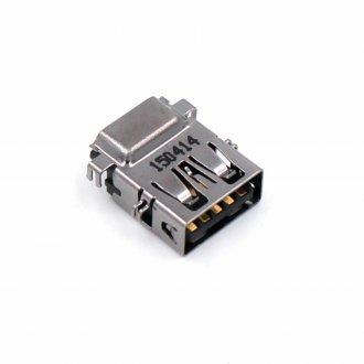 Букса за лаптоп (DC Power Jack) Dell Inspiron 5520 7520 Vostro 3560 3360 Toshiba P850 P855