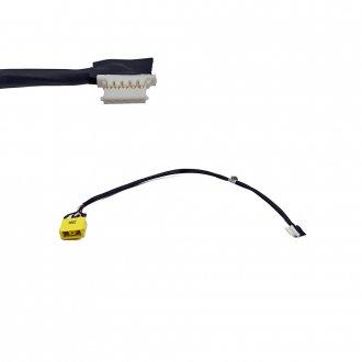 Букса за лаптоп (DC Power Jack) PJ618 Lenovo Yoga 2 13 Pro с Кабел / With Cable