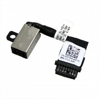 Букса за лаптоп (DC Power Jack) PJ990 Dell Inspiron 7370 7373 с Кабел / With Cable