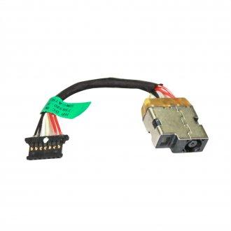 "Букса за лаптоп (DC Power Jack) PJ1004 HP Spectre X2 13.3"" 13T-H Series 13-H281NR 45W"