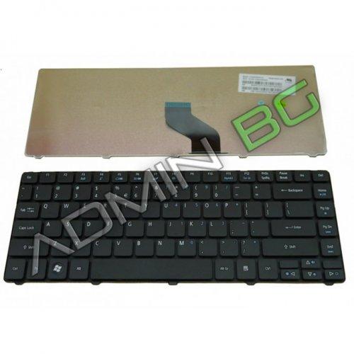Клавиатура за лаптоп Acer Aspire E1-431 E1-471 E1-471G Black US/UK с Кирилица