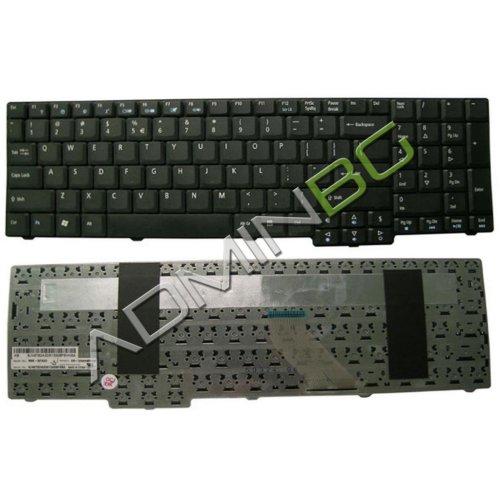 Клавиатура за лаптоп Acer Extensa 5635 5235 7220 7620 Black US/UK с Кирилица