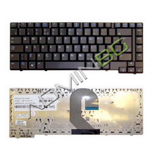 Клавиатура за лаптоп HP Compaq 6510B 6515B Черна