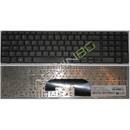 Клавиатура за лаптоп Dell Inspiron N7010 17R US/UK с Кирилица