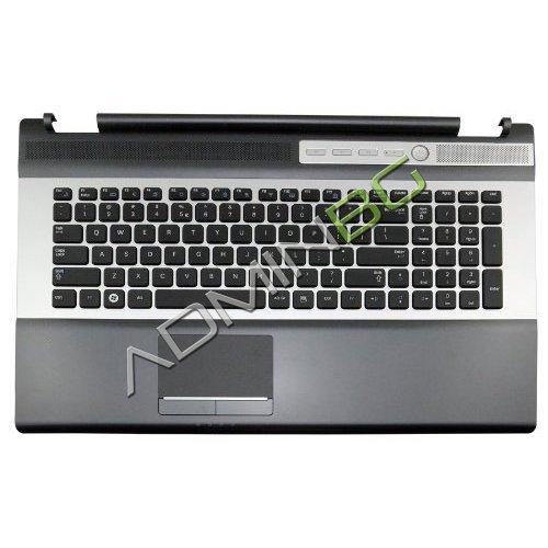 Клавиатура за лаптоп Samsung RC711 Top Cover Черна