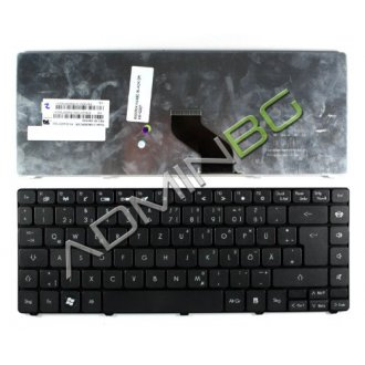 Клавиатура за лаптоп Gateway NV49C Packard Bell EasyNote NM98 NM85 NM87 Черна / Black