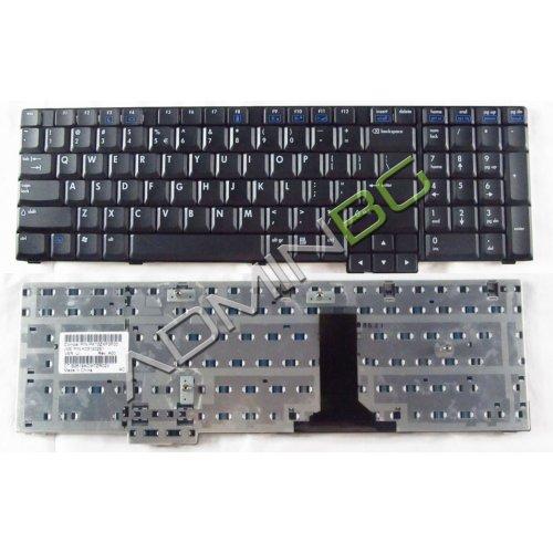 Клавиатура за лаптоп HP Compaq NX9420 nw9440 Черна с Кирилица / Black