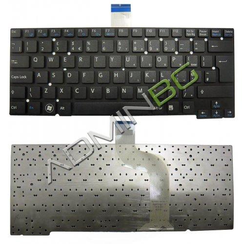 Клавиатура за лаптоп Sony Vaio SVT13 Without Frame Black UK